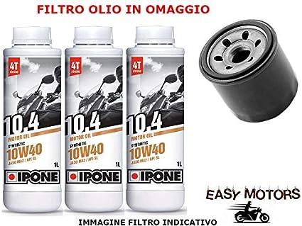 Desconocido Kit DE Mantenimiento DE Motor DE Aceite 10W40 ...