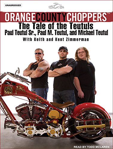 Orange County Choppers Mikeys Bike - Orange County Choppers: The Tale of the Teutuls