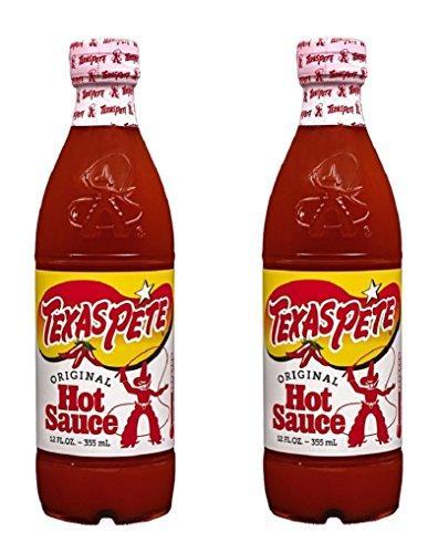(Texas Pete Original Hot Sauce, 12 oz (2 Bottles))