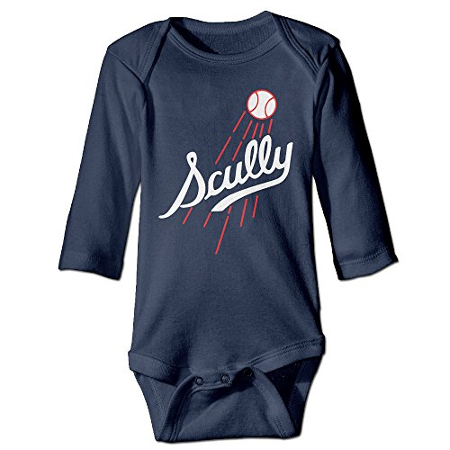 vin-scully-dodgers-long-sleeve-unisex-baby-onesies-baby-gift-navy-100-cotton