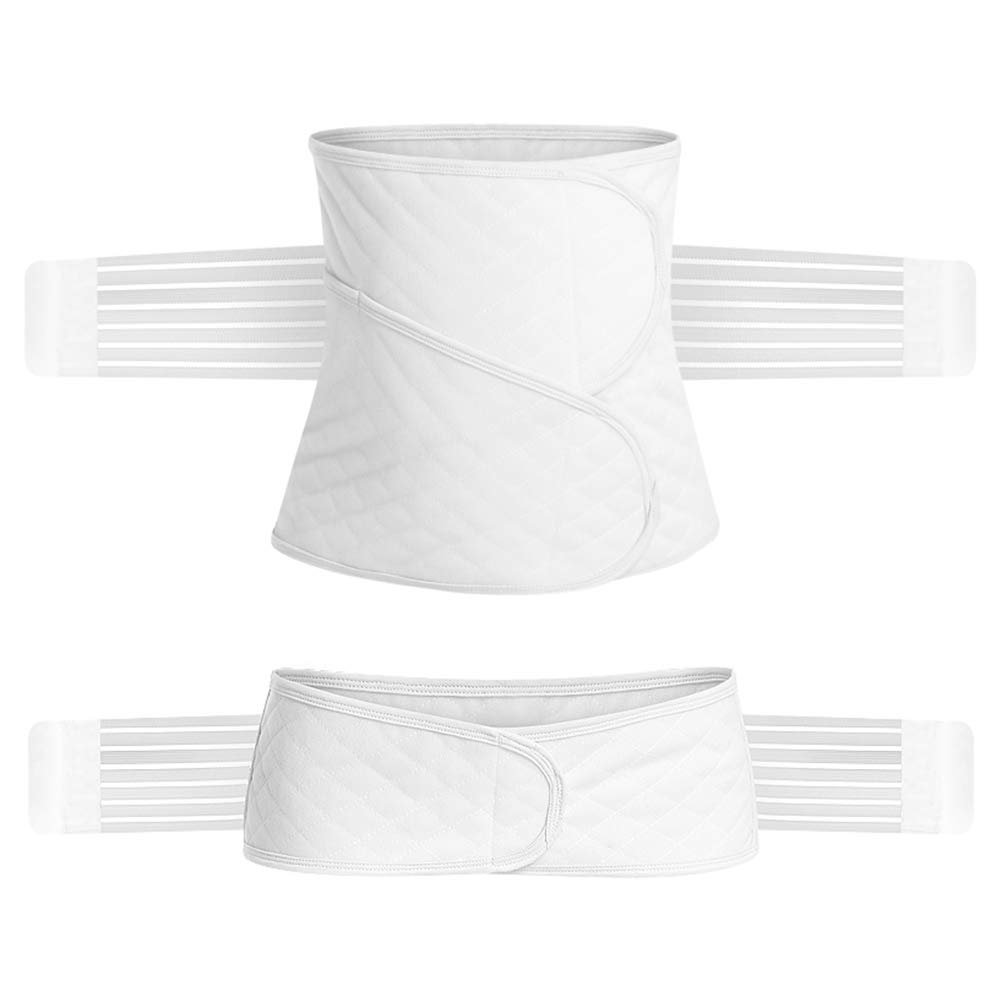 Deylaying Waist Shapewear Belt - 2 in 1 Postpartum Support Maternity Belt C Section Recovery Belly Pelvis Shapewear Bands Body Shaper Shenzhen Shi FengDongYuan ShiYe YouXian GongSi