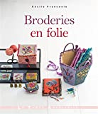 Broderies en folie