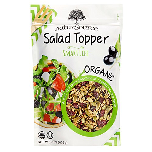 Price comparison product image naturSource Organic Salad Topper Smart Life