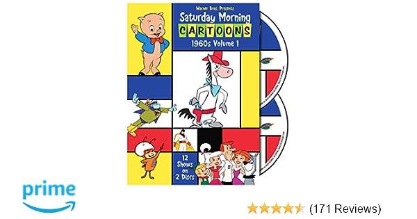 Amazon com: Saturday Morning Cartoons: 1960s Vol  1: Top Cat