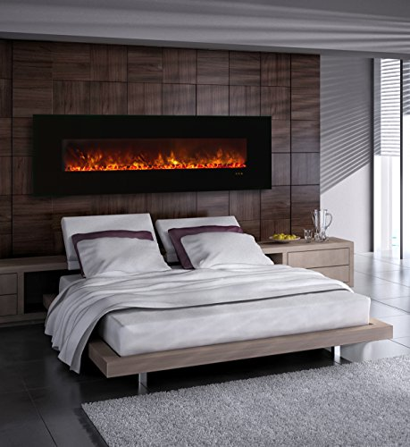 Cheap Modern Flames Electric Fireplaces Ambiance Linear (45