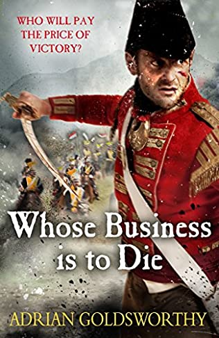 book cover of Whose Business is to Die