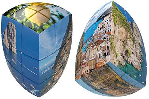 machebelcarrello V-Cube Costiera Amalfitana, Couleur coloré, 095129