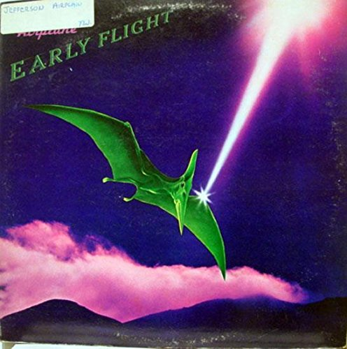 JEFFERSON AIRPLANE EARLY FLIGHT vinyl record