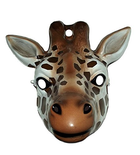 Rubies Costume Co Animal Mask-Giraffe Costume]()