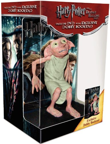 Harry Potter and the Deathly Hallows, Part 1 (With Dobby Bookend)