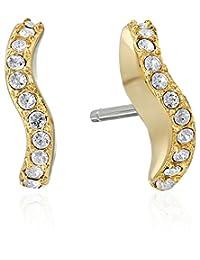 Michael Kors Wonder Lust Tone Stud Earrings