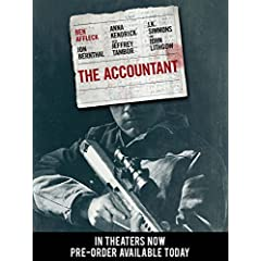 The Accountant arrives on 4K Ultra HD, Blu-ray, DVD and Digital HD January 10 from Warner Bros.