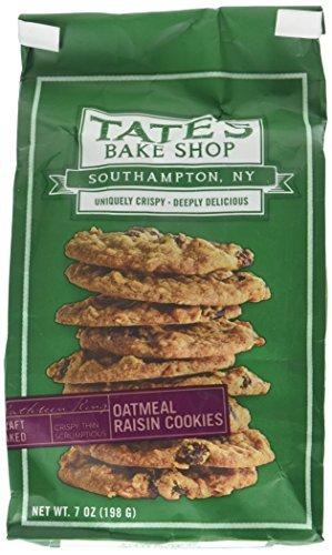 Tates Bake Shop Oatmeal Raisin(7oz per bag)