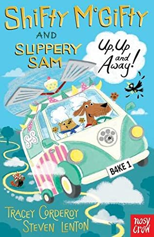 book cover of Up, Up and Away!