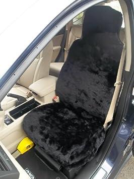 Amazon.es: Citroen C4 Grand Picasso fundas de asiento de coche Auto in Panther negro forro - 2 fachadas