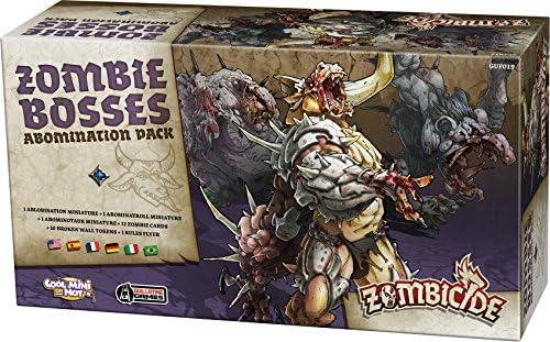 Asmodee - UBIZBP19 - Zombicide - Peste Negra - Abomination Pack: Amazon.es: Juguetes y juegos