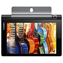 """Lenovo Yoga Tab3, 1GB RAM, 16GB ROM, Android 5.1, Touch 8"""", Black"""