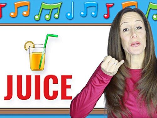Phonics: Letter J (Alphabet Juice)