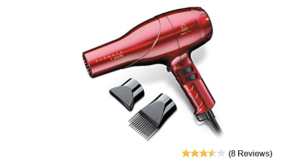 Amazon.com : Elevate by Andis 80400 Professional Tourmaline Hyper DC Ionic/Ceramic 1800 Watts Hair Dryer : Andis Blowdryers : Beauty