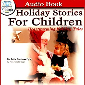 The Doll's Christmas Party Audiobook