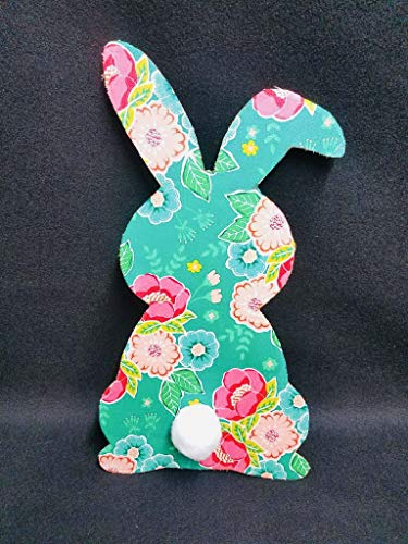 Bunny Embellishment - Bunny Embellishment, Easter Bunny, Bunny Decor, Easter, Bunny, Free Shipping, Krazy Mazie Kreations