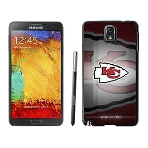 NFL Kansas City Chiefs Samsung Galalxy Note 3 Case 014 NFLSGN3CASES783