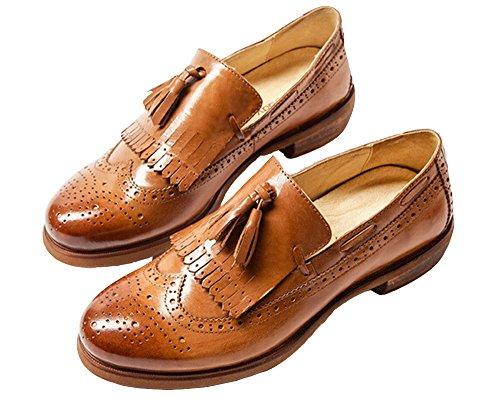 Chaussures Vintage Mexicana Vintage Brun Pour Les Hommes XUSCW