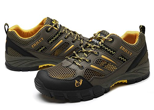 SK Studio Women's Voyageur Sport Hiking Shoes Green(Men) 9eYhShlx