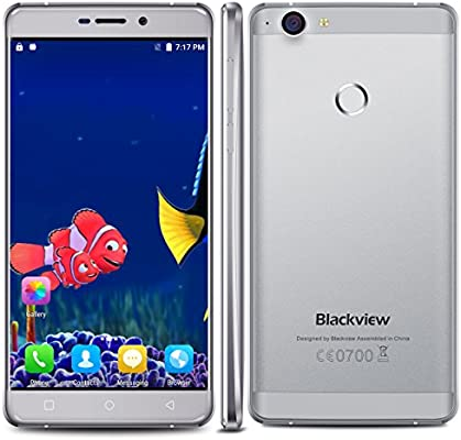 Blackview R7 - Smartphone libre 4G Lte Android 6 (Pantalla 5.5 ...