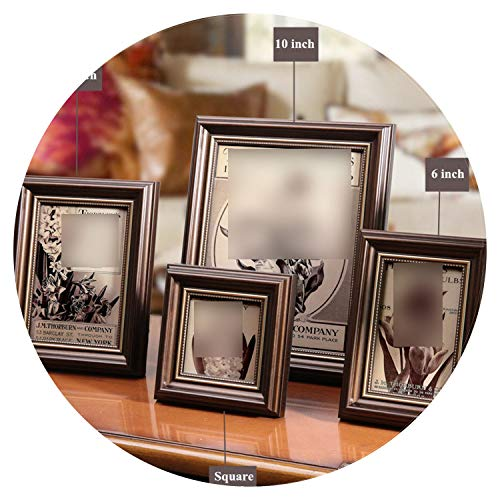 1 Piece Classical Picture Frame,Vintage Photo Frame,Frames for