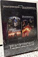 Transformers Two-Movie Mega Collection DVD Region 1