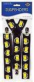 Kitchen & Housewares : Beer Mug Suspenders (adjustable) Party Accessory  (1 count) (1/Pkg)