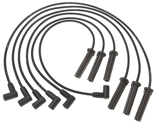 (ACDelco 9726UU Professional Spark Plug Wire Set)