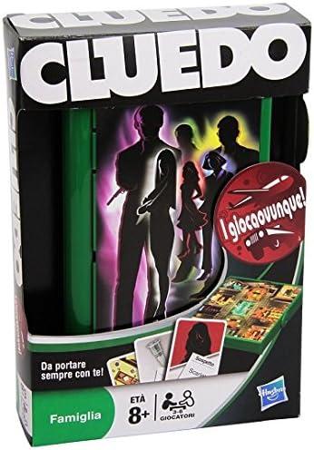 parker 42194 el juego cluedo viaje n.e.: Amazon.es: Juguetes y juegos