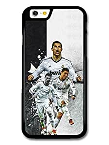 AMAF ? Accessories Cristiano Ronaldo Collage Real Madrid CF Football Player case for iPhone 6