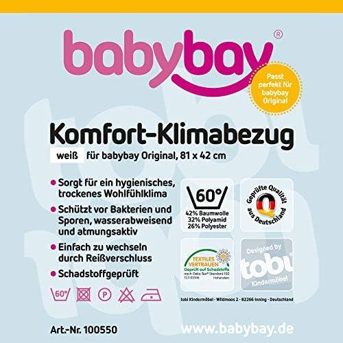 babybay Matratze Classic Cotton Soft f/ür Maxi und Boxspring