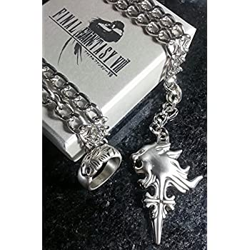 Amazon.com: Final Fantasy VIII Rinoa Collar FF8 Squall ...