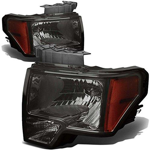 DNA Motoring HLOHF1509SMAM Headlight (Driver & Passenger Side)