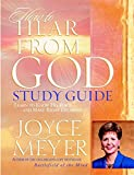 img - for How to Hear from God Study Guide: Learn to Know His Voice and Make Right Decisions (Meyer, Joyce) book / textbook / text book