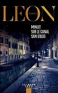 [Une enquête du commissaire Brunetti] : Minuit sur le canal San Boldo