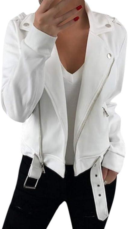 Veste Femme Automne mi Saison Manteaux à Capuche Fermeture