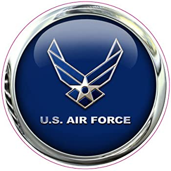 Amazon Us Air Force Emblem 5 Decal In The United States