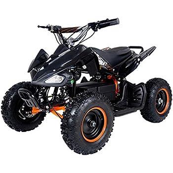 Rosso motors kids atv kids quad 4 wheeler ride for Motorized 4 wheeler for toddlers