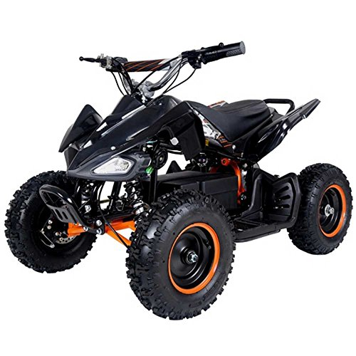 Electric 500 WATT ATV Kids Youth Sport Quad for Children with Reverse...