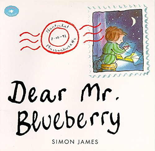 Book : Dear Mr. Blueberry (aladdin Picture Books) - Simon...