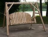 Lakeland Mills Country Garden Swing For Sale
