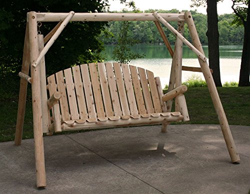 Lakeland Mills Country Garden Swing Review