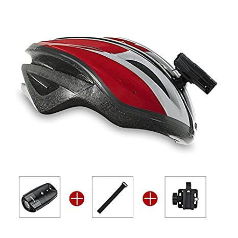 Waterproof 700 Lumen Headlight AKASO USB Rechargeable Bike Light Set Handlebar and Helmet Mount Included Free Taillight Bicycle Lights Front and Back