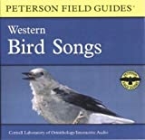 img - for A Field Guide to Western Bird Songs: Western North America (Peterson Field Guide Audios) by Cornell Laboratory of Ornithology (1999-04-15) book / textbook / text book