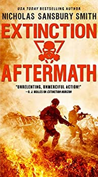 Extinction Aftermath (The Extinction Cycle) by [Smith, Nicholas Sansbury]